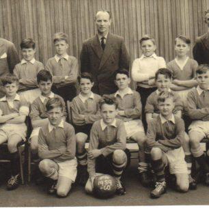 Wolverton Junior School, 1959-60
