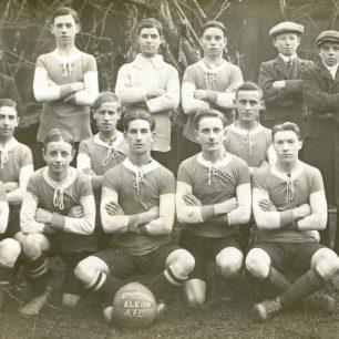 Stantonbury Albion FC.