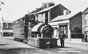 The Wolverton to Stony Stratford Tramway