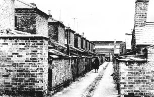 The Little Streets in Wolverton