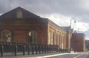 Wolverton Works first extension