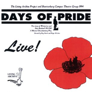 Days of Pride Live! CD cover