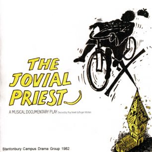 The Jovial Priest CD cover