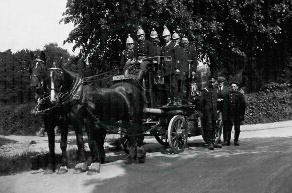 Horse-drawn Fire Engine, Fenny Stratford | Fenny Stratford