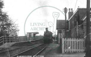 Swanbourne Railway Station