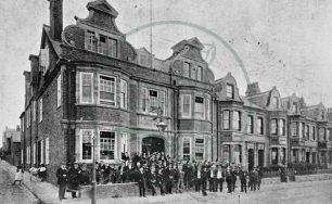 Wolverton Working Men's Club