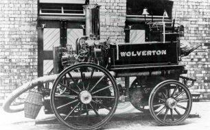 Wolverton Fire Brigade, Wolverton