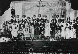 HMS Pinafore, Gilbert & Sullivan, Wolverton Operatic Society