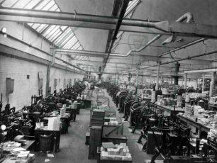 McCorquodales printing works, Wolverton