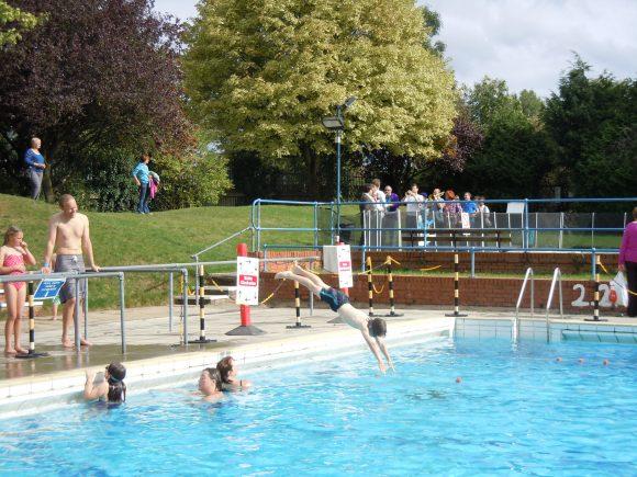 Wolverton Pool