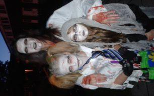 Halloween in Greenleys-Pauline
