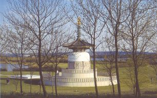 Peace Pagoda-Kuntala