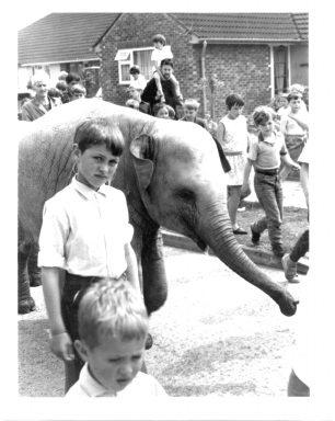 Tattenhoe Lane 1969