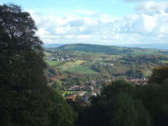 The Rossendale Valley
