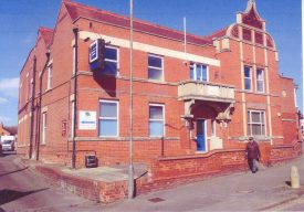 Bletchley Masonic Hall