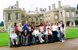 Headway at Althorp House August 2006