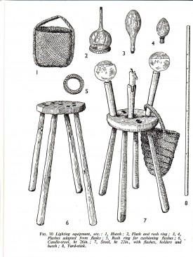drawing of lighting equipment