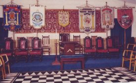 Wolverton Lodge Room
