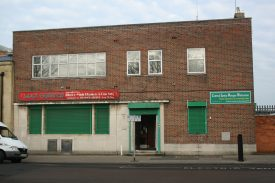 Wolverton old exchange