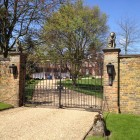 Gates of Aspley House