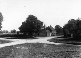 The Barge Inn in 1910