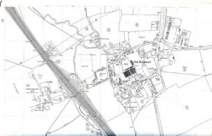 Map of Bradwell Village