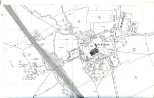 Map of Bradwell