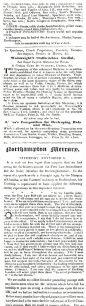 Northampton Mercury - An account of Lord Chandos' speech on the Poor law Amendment Bill (1834).