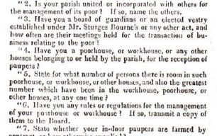 Northampton Mercury - Article regarding the appointment of Poor law commissioners (1834).
