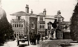 Photograph of Staple Hall