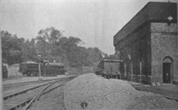 Photograph of Coal Depot