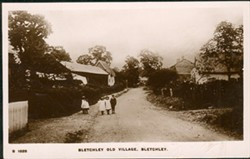 Old Bletchley Village