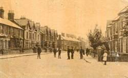 Photograph of Victoria road, Fenny Stratford