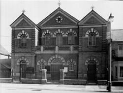 Photograph of Spurgeon Memorial Baptist Church
