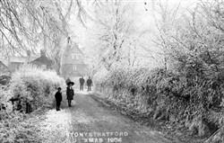 Stony Stratford Christmas 1904