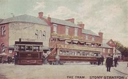 The Tram Stony Stratford