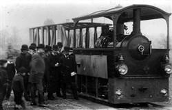 Steam Train Wolverton Works