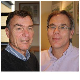Audio recording of Jim Urwin (b. 1951) and David Keene (b. 1952)