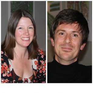 Audio recording of Roz Collier (b. 1972) and Matthew Lappin (b. 1971)