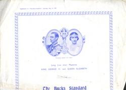 Buck Standard Pictorial Supplement of the Coronation Festivities