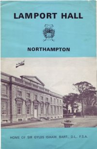 Lamport Hall, Northampton