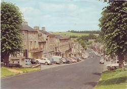 Postcard Of The High Street, Burford, Oxfordshire