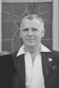 Photograph of E H Owens