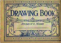 Drawing Book belonging to Albert Mander