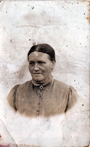 Photograph of George Mumford's mother