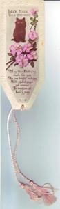 Birthday Bookmark