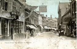 Photographic postcard