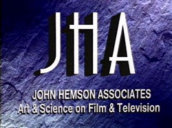 John Hemson Associates - Art & Science on Film & Television