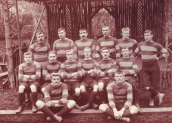 Olney RFC team c.1898