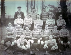 Olney RFC team 1909-1910